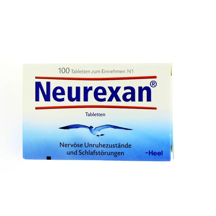Zoom Neurexan  Tabletten